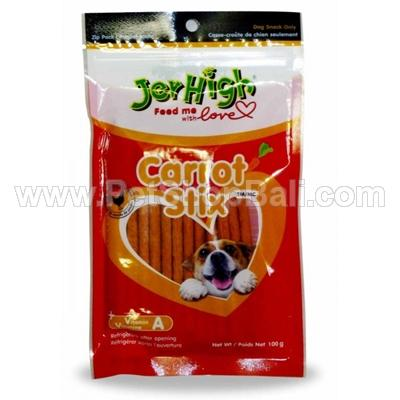 Jerhigh Carrot Stix 100 Gr