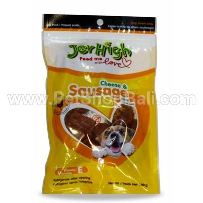 Jerhigh Cheese Sausage 100 Gr